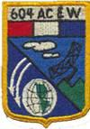 604th Aircraft Control and Warning Squadron