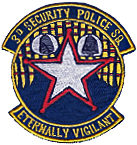 6960TH SECURITY POLICE SQUADRON Air Force