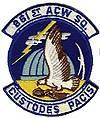 861st Aircraft Control and Warning Squadron - Guardians of Peace