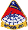 716th Bombardment Squadron, Heavy