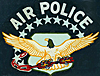 Air Training Command/Air Police Training School,  Lackland AFB, TX