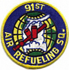 91st Air Refueling Squadron, Heavy