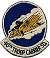 40th Troop Carrier Squadron